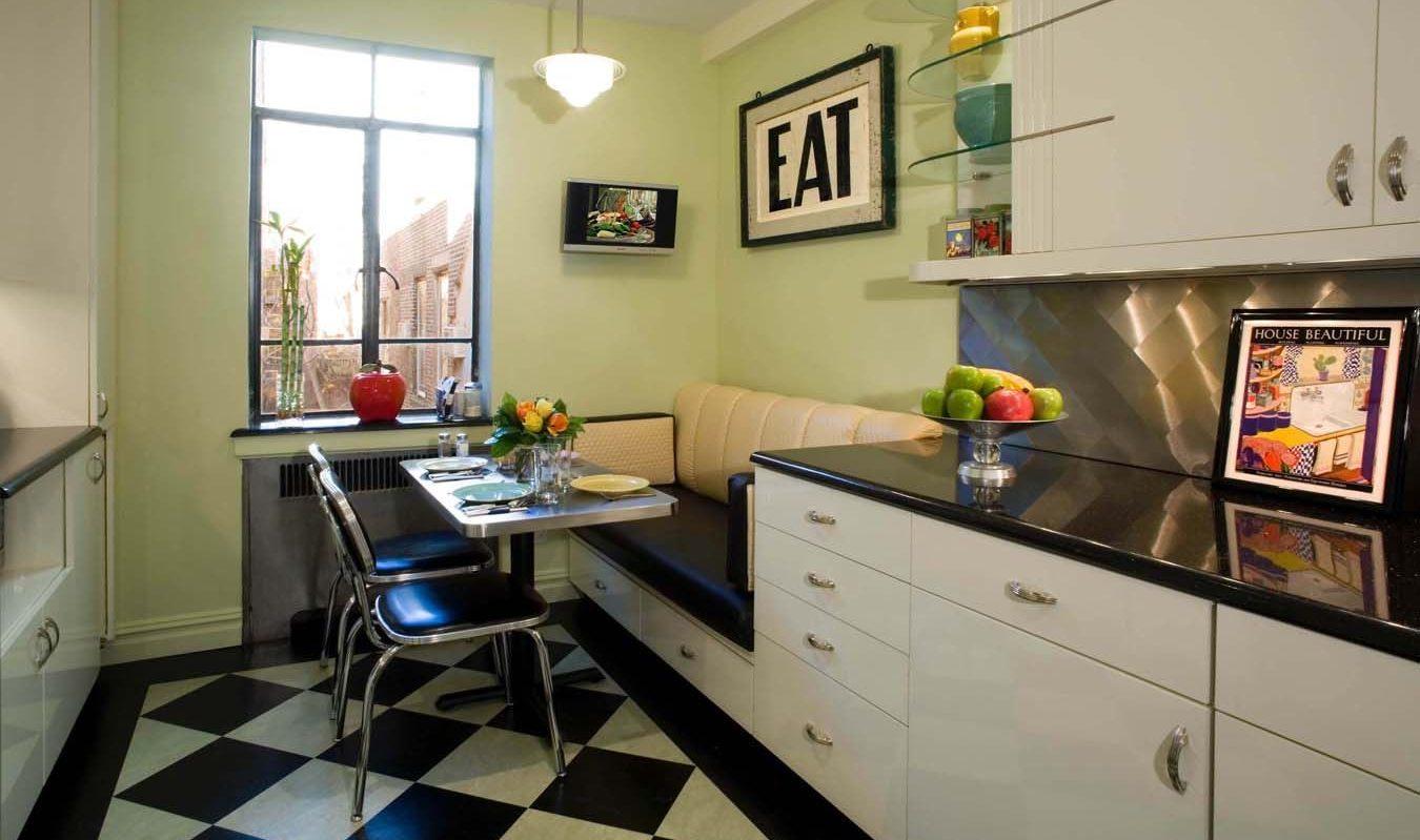 очень реальные фото кухонь с диваном краевой академии биатлона