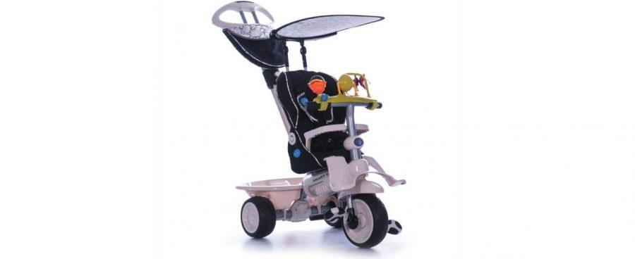 Smart Trike Recliner Stroller