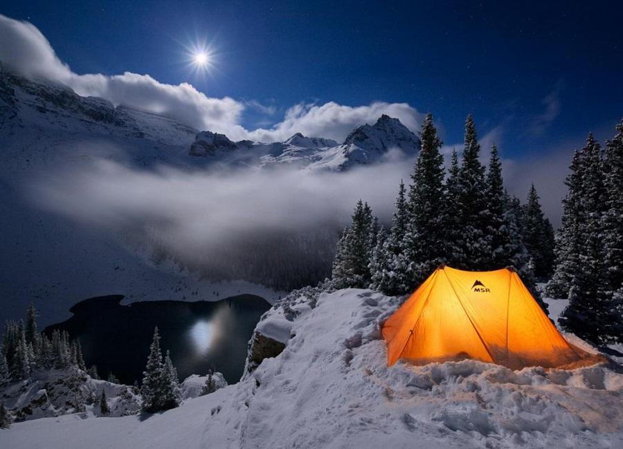 зимние походы в горы