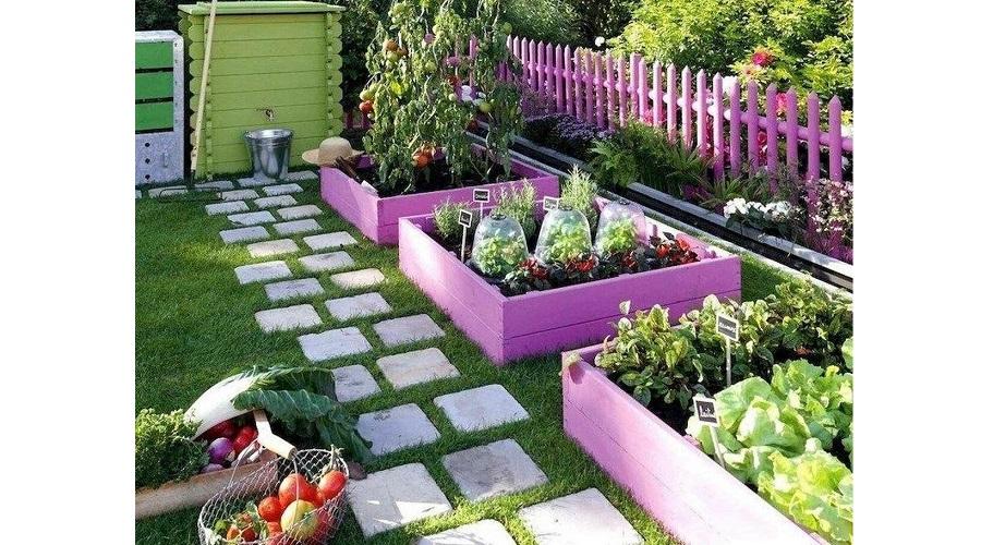 Декор для дачи и сада как украсить участок